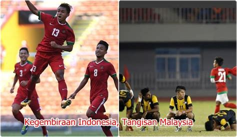 pemain film laga wanita indonesia 5 laga indonesia vs malaysia yang berakhir dengan tangisan