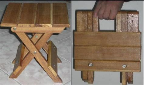 folding wooden stool plans outdoor patio furniture