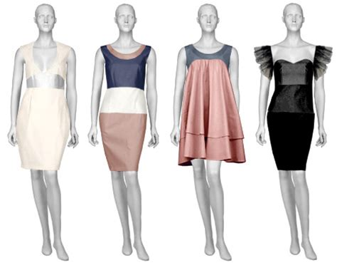 Styleshake Design Your Own Dress by How To Design A Dress Styleshake As Simple As That