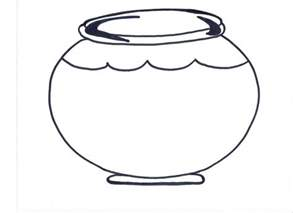 fish bowl template printable free fish bowl coloring page printable goldfish bowl template
