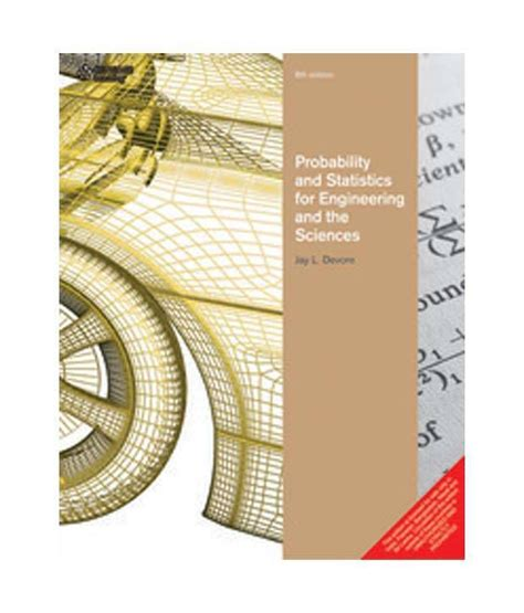 Probability And Statistics For Engineer 8ed probability and statistics for engineering and the