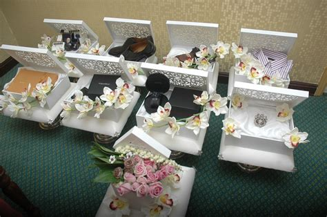 Cake Tray Putih Ct15 hantaran the white hantaran for tengku irina and mohd hafiz what a lovely wedding by fathinz