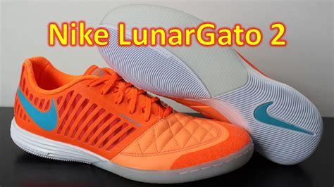 Sepatu Futsal Nike Lunar Gato lunar gato 2 orange nike lunar gato 2 indoor soccer shoes progress