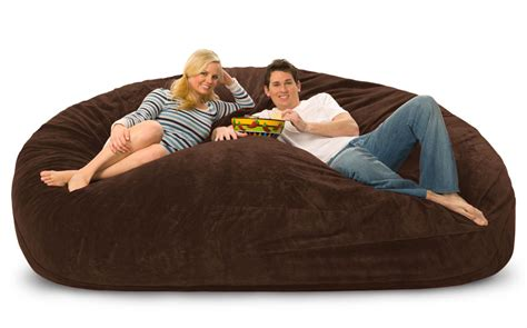 Armchair Bean Bags by Decorate Your Home With Large Bean Bag Chairs