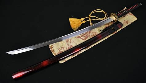Handmade Battle Ready Swords - 41 inch handmade japanese samurai battle ready