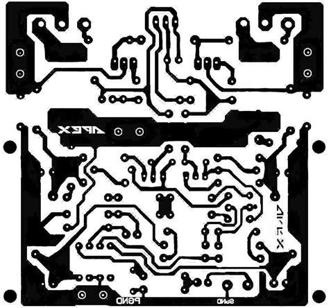 Pcb Power Apex pcb power lifier apex a9 sch 233 my