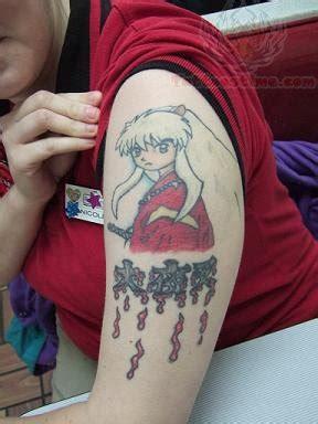 tatuagens inuyasha anime tattoo