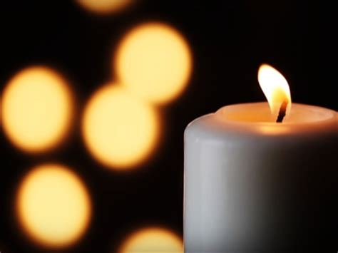 Candle Light Service by White Candle And Lights Vision 111 Worshiphouse Media
