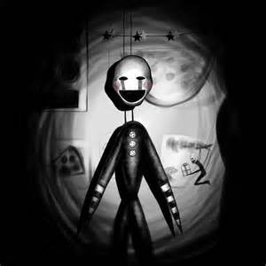 Fnaf marionette face 1000 images about the puppet 0 on pinterest