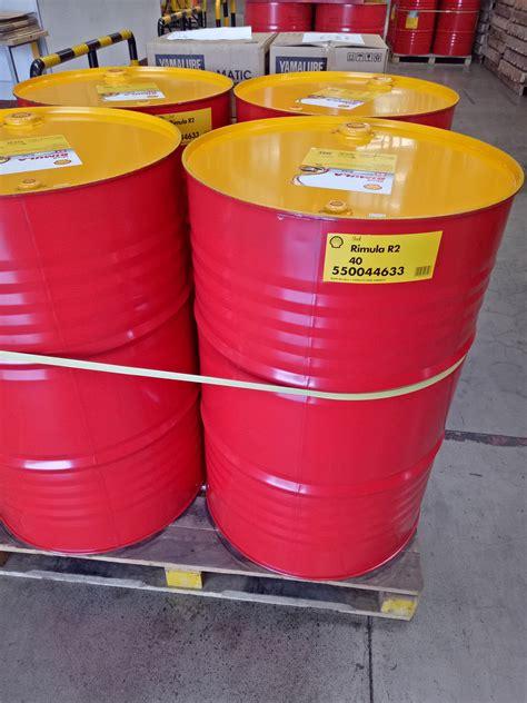Shell Rimula R2 1 shell rimula r2 40w 209 l 1 drum sejahtera