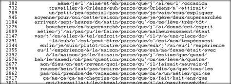 Grundlagen Der Korpusarbeit Textdaten Romanistik Wikis