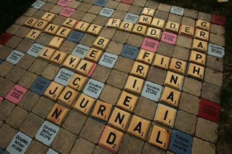 backyard scrabble best yard games for an outdoor party sometimes homemade