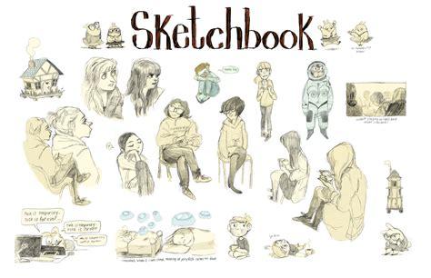 sketchbook vk maddie sharafian portfolio
