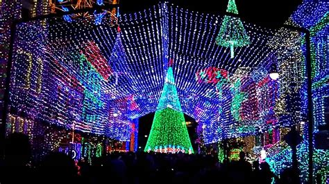 disney world hollywood studios 2011 christmas lights