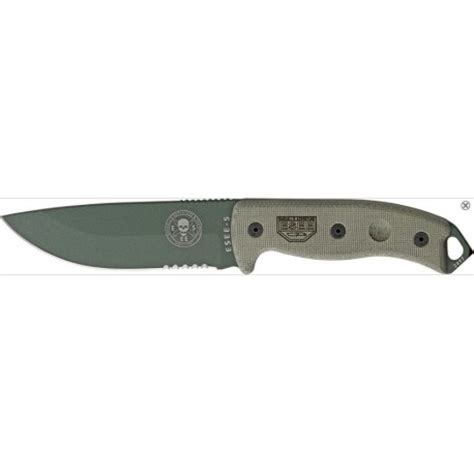 united cutlery made in usa couteau esee knives couteau de combat rat cutlery esee