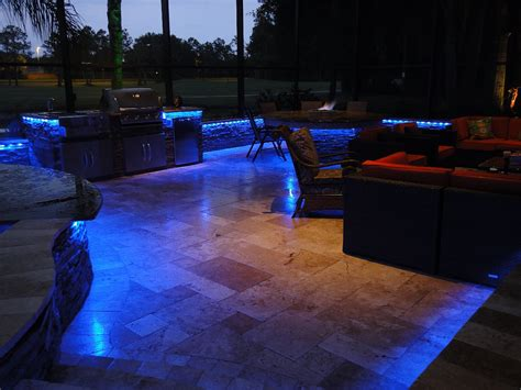 Led Light Design Mesmerizing Design Exterior Led Lighting Patio Led Lighting