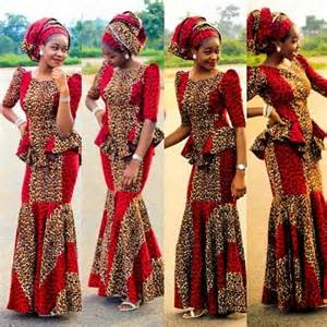 Nigerian Traditional Attire » Home Design 2017