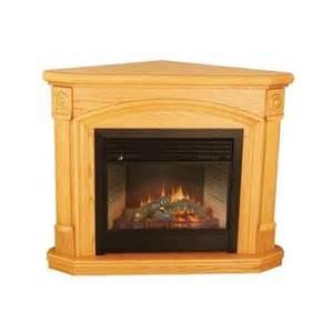 kensington oak corner electric fireplace factory direct