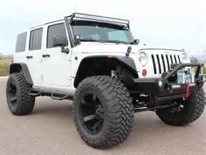 Used 2013 jeep wrangler unlimited sahara 4x4 hardtop custom lifted
