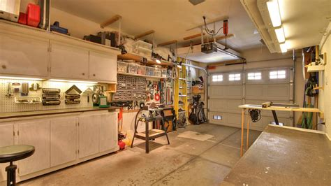Garage Workshop Layout Tips | garage workshop perfect for motorcycle storage and still
