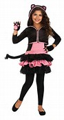Kitty Cat Halloween Costumes for Kids