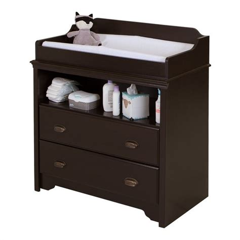 Expresso Changing Table Features