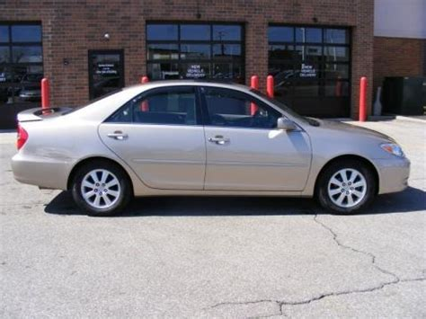 Toyota Camry 2002 Price Used 2002 Toyota Camry Prices
