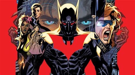 batman beyond vol 2 rise of the rebirth books descargas comics rebirth batman beyond 1 13 espa 241 ol