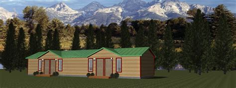 cth lodge 1 custom touch homes