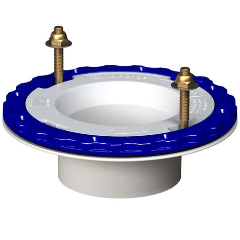 Gasketed Closet Flange by Sioux Chief 4 In Pvc Dwv Gasket Closet Flange 886 Gp