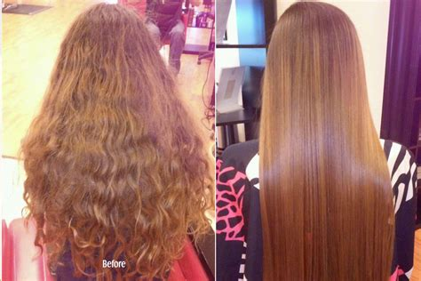 haircut before after keratin 9 top salon hair treatment for frizzy hair serpden