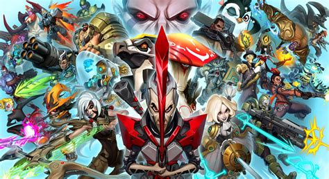Ps4 Battleborn Only battleborn player numbers are tanking on pc vg247