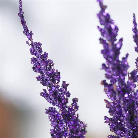 Sprei Fata No 1 Lavender Violet violet glitter artificial astilbe spray floral design