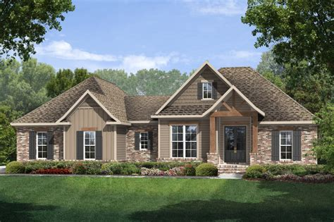 brick home floor plans craftsman style house plan 3 beds 2 baths 1769 sq ft