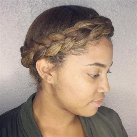 headband styles for older wome 30 best natural hairstyles for african american women