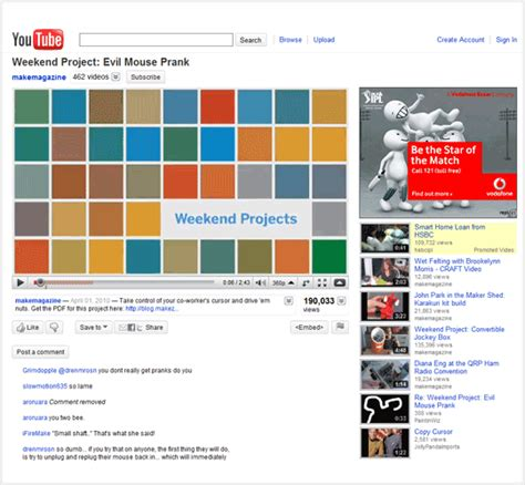 how to get new youtube homepage design right now askvg how to see the star ratings of any youtube video without