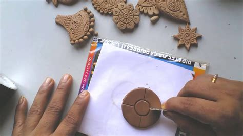 terracotta clay jewellery tutorial how to make a