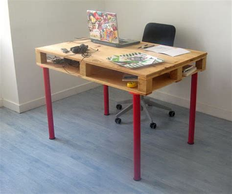 Computer Desk Diy 15 Diy Computer Desk Ideas Tutorials For Home Office Hative