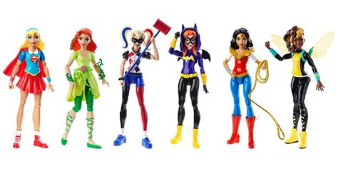 Mini Figure Karakter Dc Comics target s new girlie line is about to make