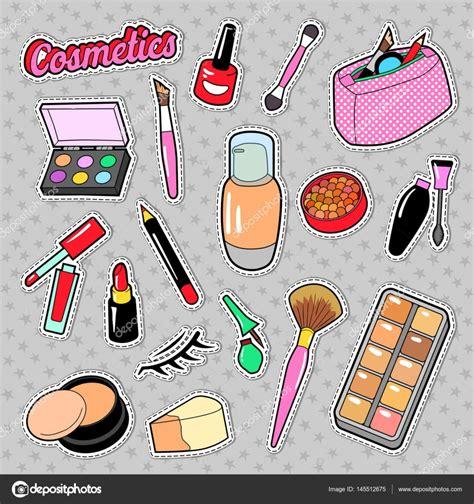 Stickers Makeup