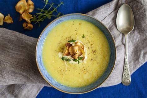 les 25 meilleures recettes de potages onctueux et