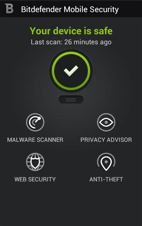 bitdefender mobile security antivirus security for android bitdefender mobile security