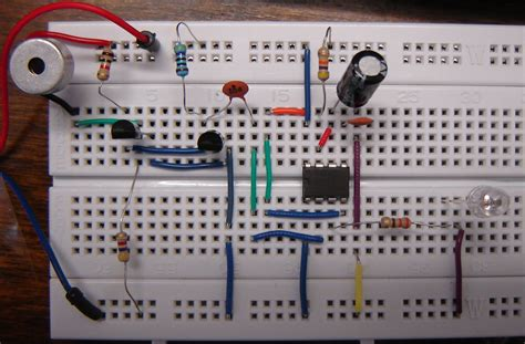 breadboard circuit troubleshooting troubleshooting electronic projects build circuit