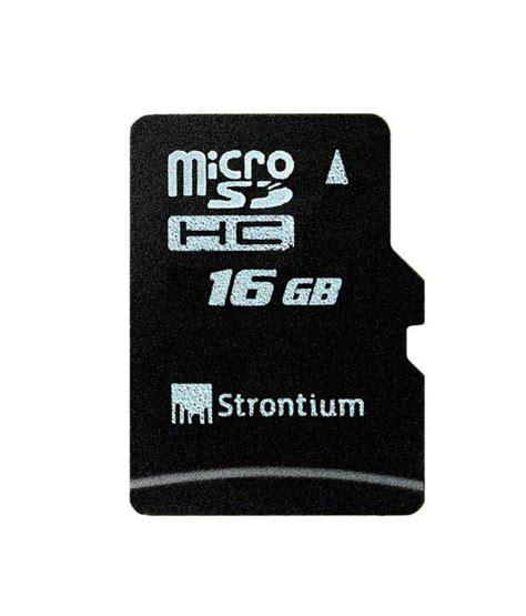 Strontium Microsd Card strontium 16gb microsd memory card class 6 memory card buy strontium 16gb microsd memory card