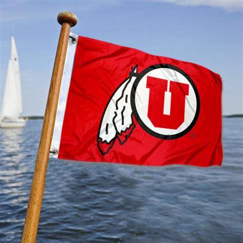 michigan state university boat flag university of utah nautical flag your university of utah