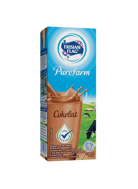 Indomilk 225ml 1dus frisian flag cair uht cokelat tpk 225ml klikindomaret