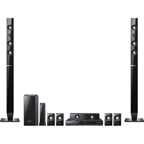 Home Theater Samsung samsung ht c6930w 7 1 channel home theater ht c6930w b h