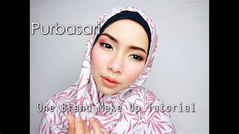 Make Up Purbasari purbasari one brand make up tutorial cikal ananda