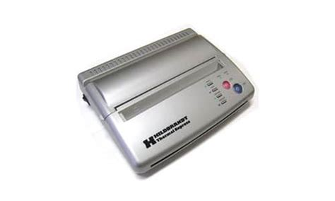 tattoo scanner printer hildbrandt thermal express tattoo stencil printer and copier