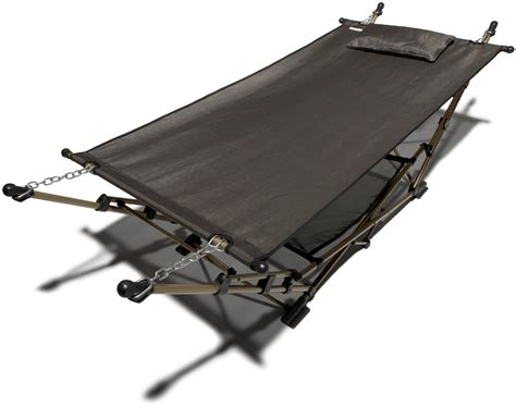 Folding Hammock Strathwood Basics Portable Folding Hammock The Green